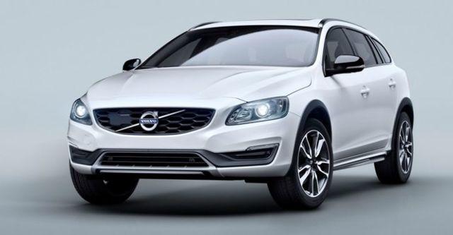 2017 Volvo V60 Cross Country D4豪華版