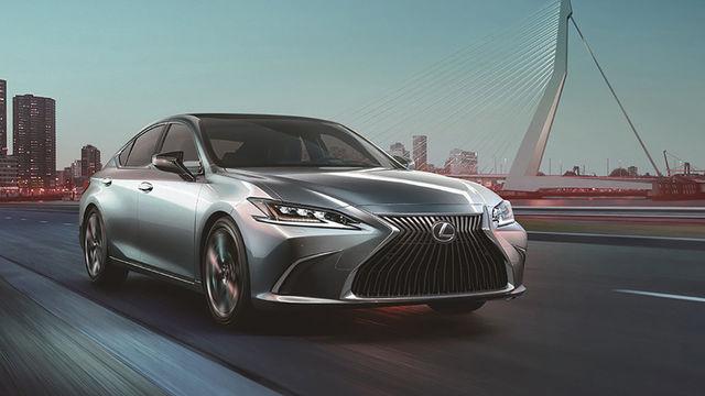 2018 Lexus ES(NEW) 250頂級版