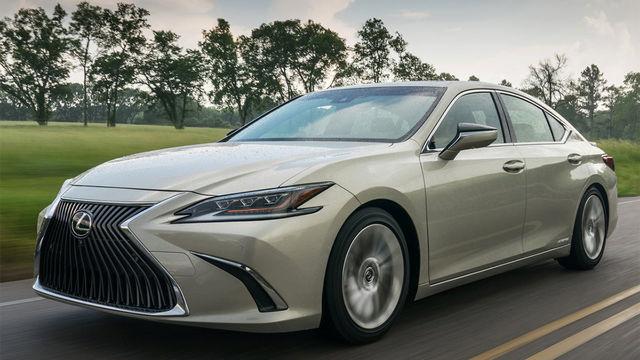 2018 Lexus ES(NEW) 200頂級版