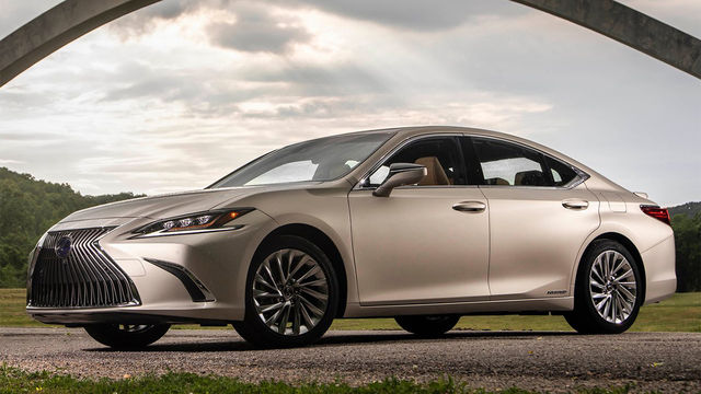 2018 Lexus ES(NEW) 200豪華版