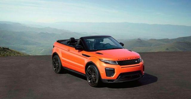 2017 Land Rover Range Rover Evoque Convertible 2.0 HSE Dynamic