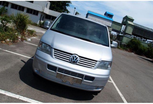 2008年 Volkswagen T5