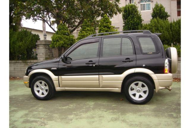 2005年 Grand Vitara2.0cc貨車版.一年兩稅只要11310元