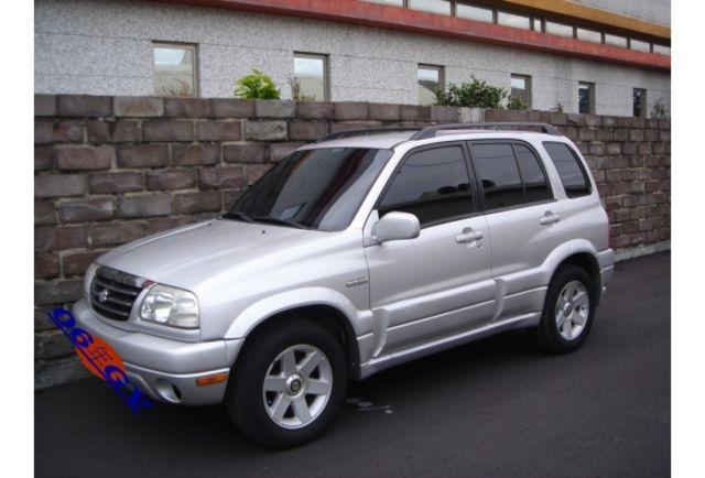 2006年 Grand Vitara2.0貨車版.4WD一年兩稅只要11310元