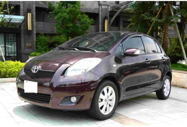 2009年TOYOTA YARIS1.5超值小車