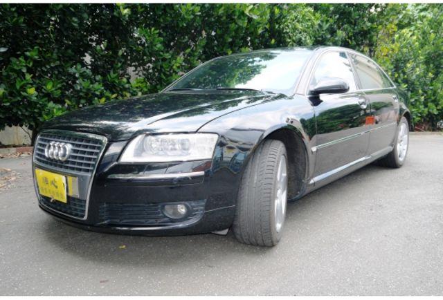2006 AUDI A8L 總代理 免匙啟動~車門 全車鋁合金 總統愛車