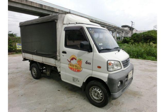 高雄 福安汽車 2008 菱力 貨車+三面帆布 4WD 4WD 4WD 請把握