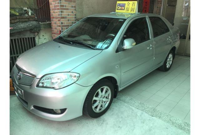 2008年Toyota Vios(威歐馳)E版1.5cc DVD+行車紀錄器~最佳通勤代步車買車免煩惱