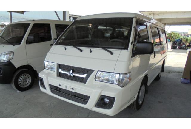 2014年 中華 得利卡 2.4L 八人座 客貨兩用車!載人載貨都便利!