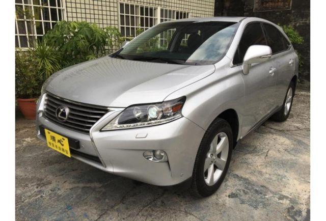 2013年式 LEXUS RX-270 頂級版 進口休旅車!新車規格、優惠價格!