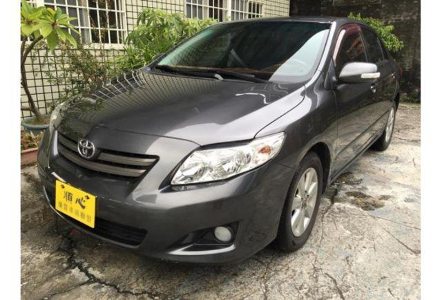 2010年式 TOYOTA ALTIS 1.8L 國民車銷售冠軍!