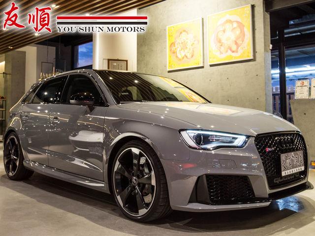 友順汽車 Audi RS3 2016 Audi Taiwan 代理
