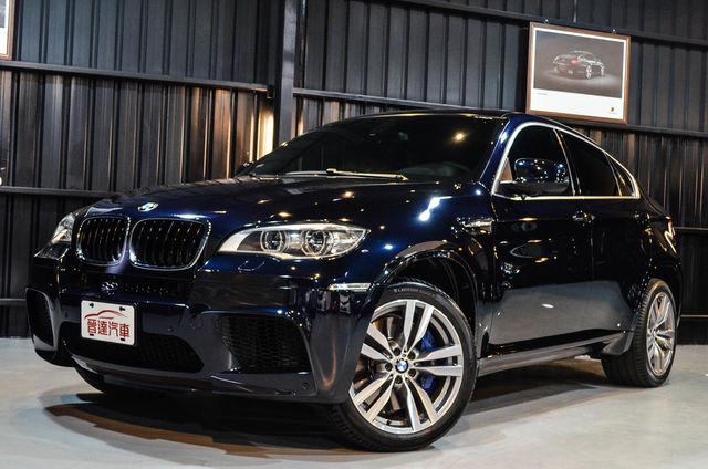 【晉達】2013 X6 M 總代理 小改款車型 LED頭燈 極致的M款性能
