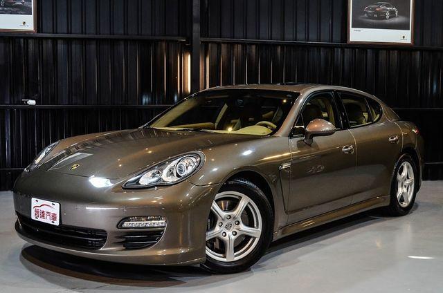 【晉達】2011 Panamera 總代理 德訂百萬選配 少跑 全車內外極新