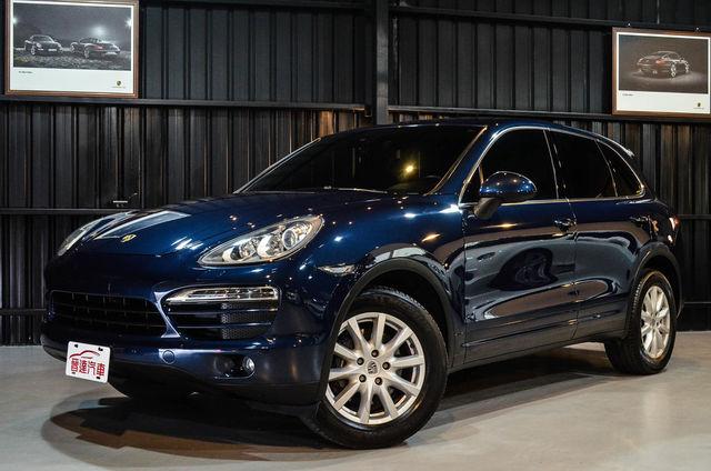 【晉達】2011 Cayenne 總代理 全程於原廠保養 全車內外極新 少跑