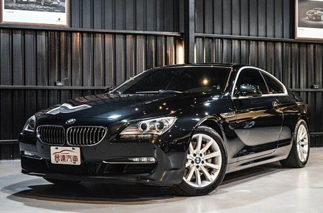 【晉達】2014 640i Coupe 總代理 僅跑2.7萬公里 全車內外極新