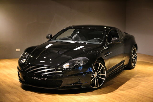 A.M DBS Carbon Black 2011式 總代理 豐群汽車