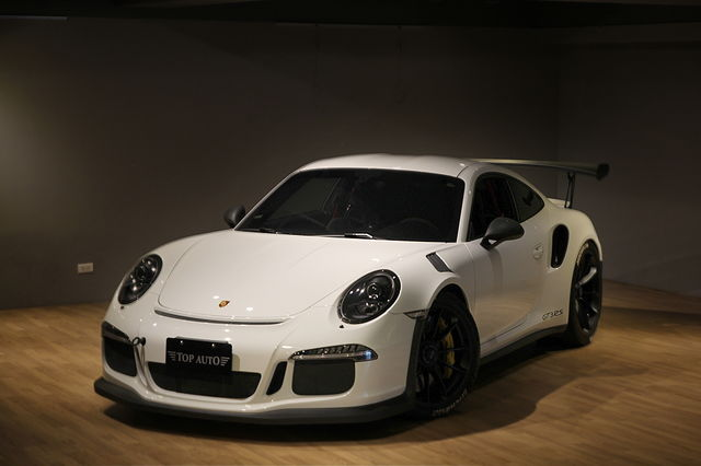 Porsche 991 GT3 RS 4.0 2016年 總代理 豐群汽車