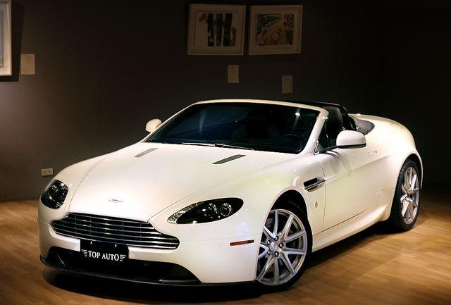 本月特價399 Aston Martin Vantage 2013式 豐群汽車