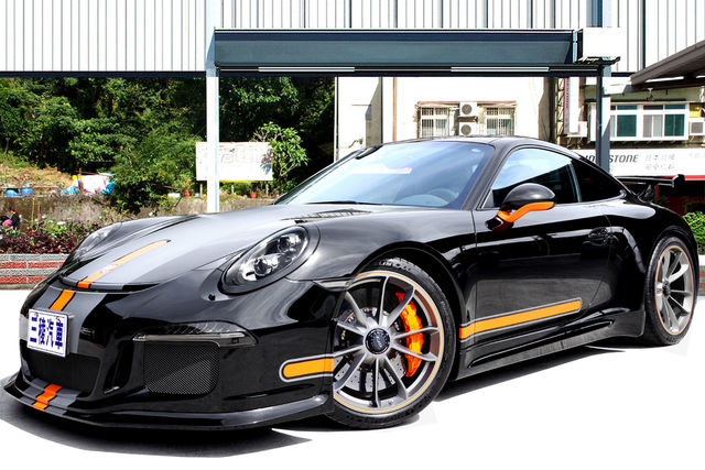 NEW  991  GT3  TECHART  *全新車引進*