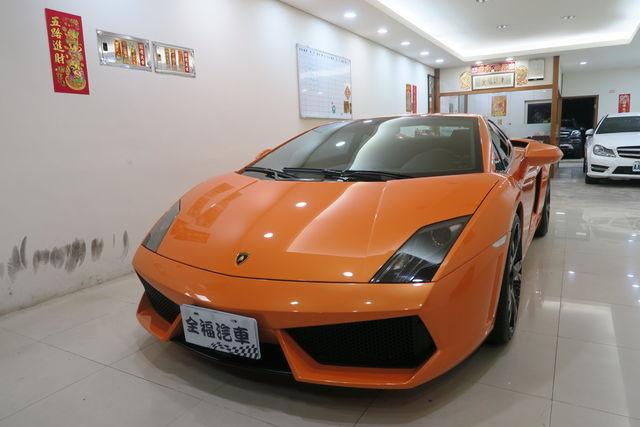 ~全福汽車~2010年式 Lamborghini LP560-4 總代理