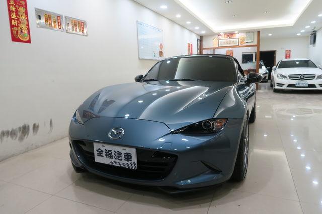 ~全福汽車~2018年式 Mazda MX-5 精品升級 SSR鋁圈 AP卡鉗