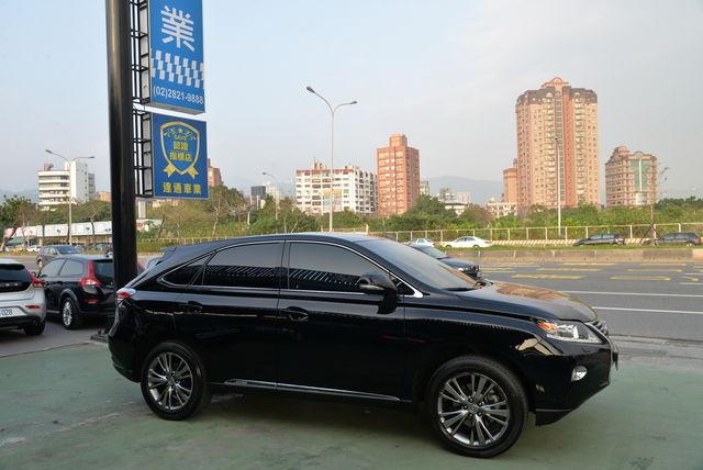 2013 LEXUS RX450H 達通車業
