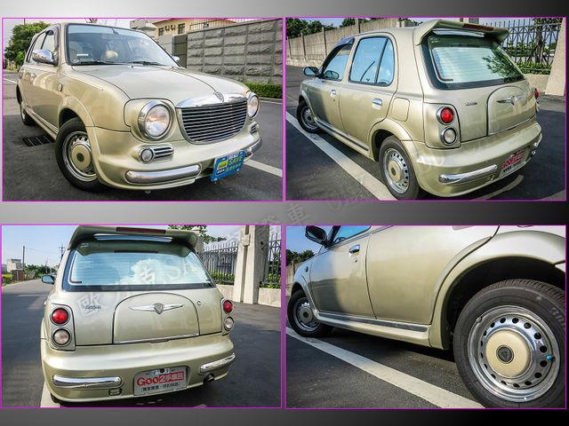 歐力克- 復古文青氣質 都會小車 新款變速箱 一手女用車 氛圍佳 里程數保證實跑