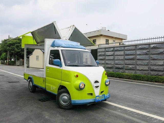 歐力克 胖卡 鷗翼 餐車- 鷗翼大空間 載貨好幫手 可愛造型 繽紛色調 車況保證