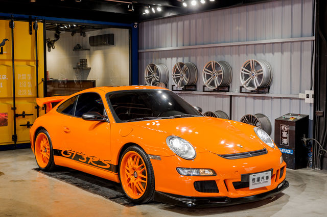 Porsche 911 Carrera 2007款 GT3外觀 改裝 恆躍汽車