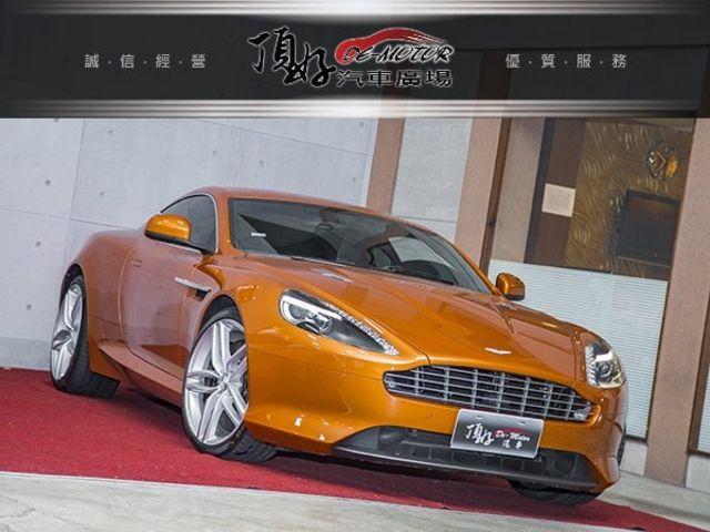 2012 Aston Martin Virage 【頂好汽車】