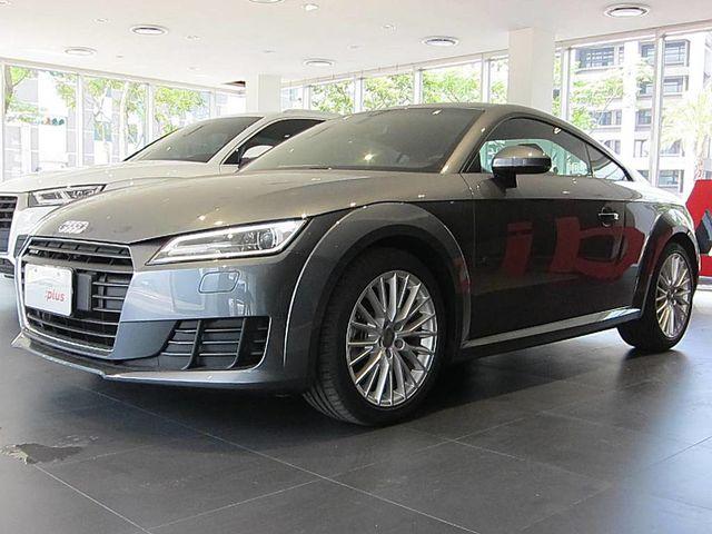 Audi嚴選中古車台北內湖TT 45 TFSI quattro