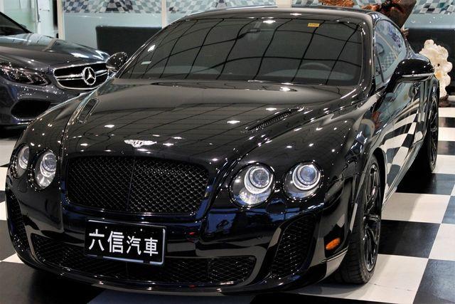 【六信汽車 BENTLY Supersports 630匹