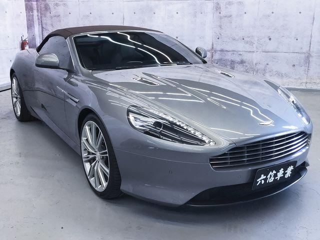 2012年  Aston Martin Virage 總代理  六信汽車
