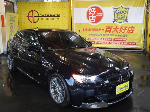 銓富-BMW E90 E92 M3 2008/9 稀有4門 僅跑6.5萬