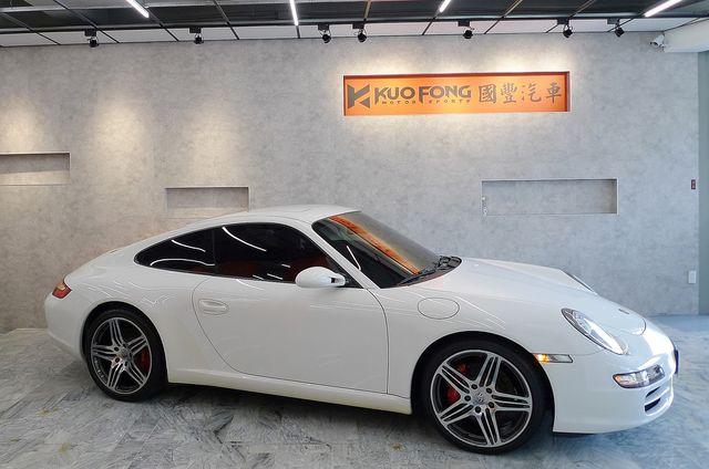 總代理Porsche Carrera 3.8 S 正2007便宜出售