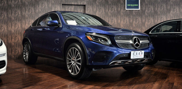 速度國際車業2018 GLC300 AMG 4MATIC Coupe 全新車