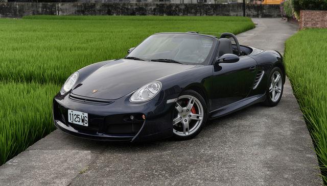 速度國際 06 987 Porsche Boxster S 3.2 一手跑少頂配