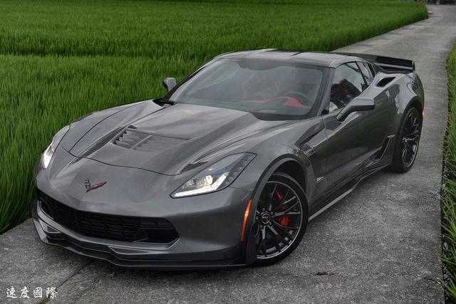 速度國際Corvette C7 Z06 3LZ+Z07頂配美式超跑6.2機械增壓