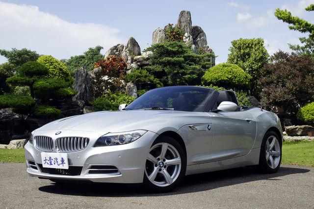 BMW Z4 20i 2012出廠 大螢幕 僅跑2萬公里 總代理 - 大壹汽車