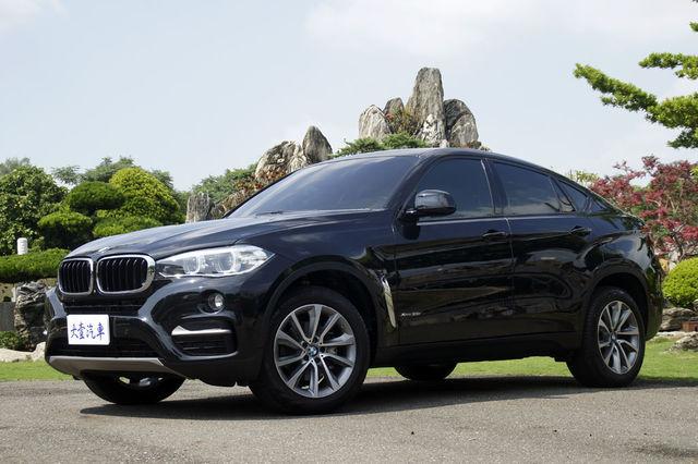 BMW X6 35i 2015出廠 天窗 自動吸門 總代理 - 大壹汽車