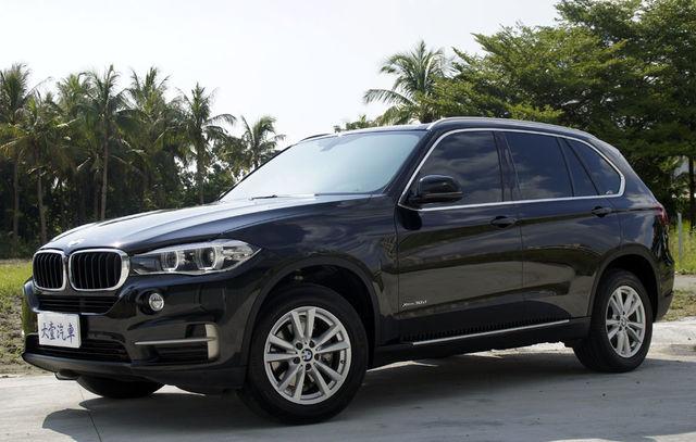 BMW X5 30d 2015出廠 豪華選配 全景 吸門 總代理 - 大壹汽車