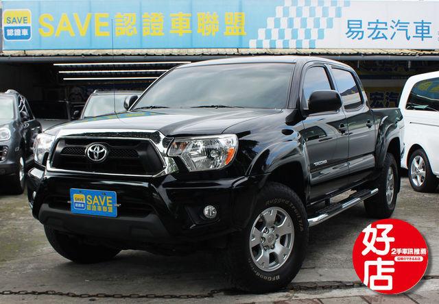 易宏SAVE 正2015領 TOYOTA TACOMA 4WD 雙箱 緩降系統