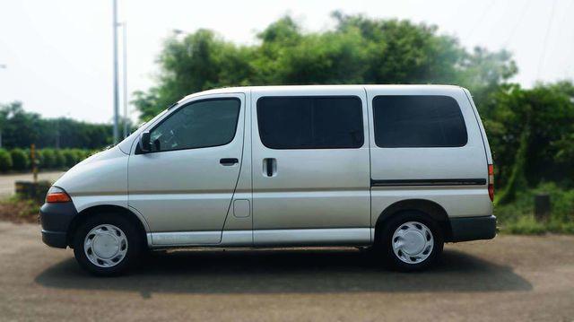 BEST-2004年海力士2.7銀色,超大空間日系廂型車,載貨、全家出遊的好選擇