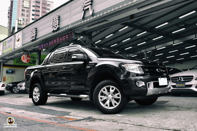 勝億汽車 百大好店 2014 Ford Ranger 3.2 [九和總代理]