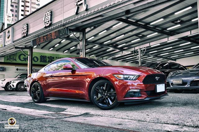 勝億汽車 百大好店 Mustang 2.3 PREMIUM [九和總代理]