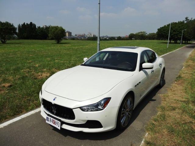 2014 Maserati Ghibli SQ4 410hp 編號#099722