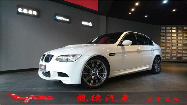 ●龍德國際● BMW M3 Sedan GOO 百大好店~