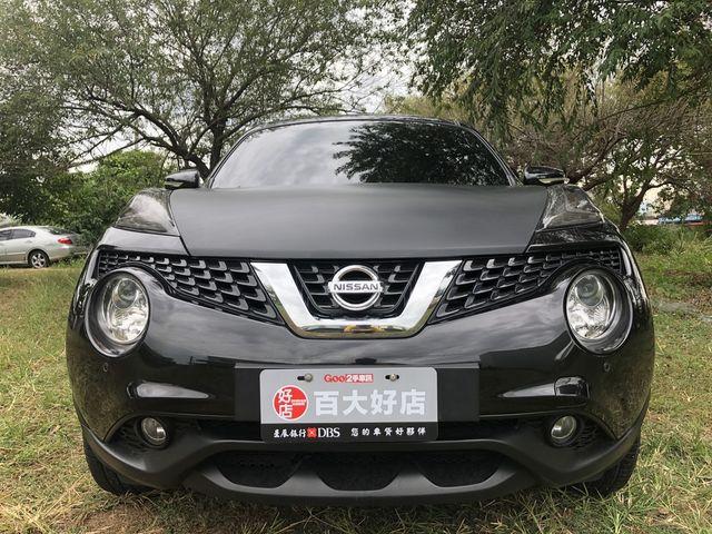 【富捷車業】2016年 日產 裘克 1600cc
