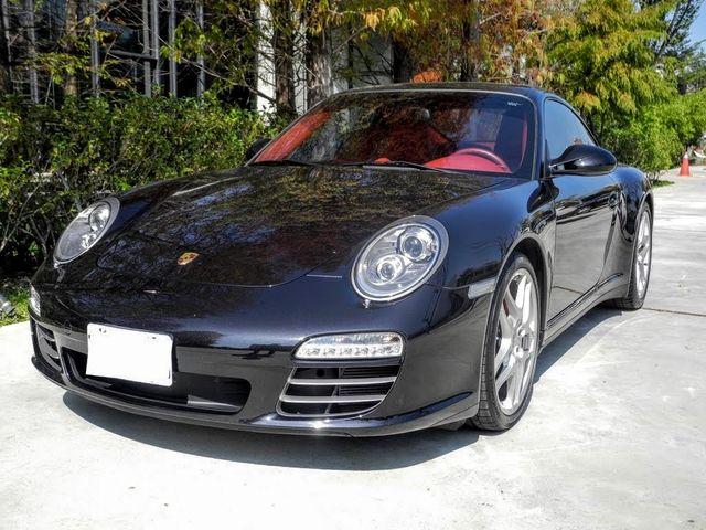 保證有車/2010年 911 Carrera 4S 3.8選配價值70萬 紅內裝